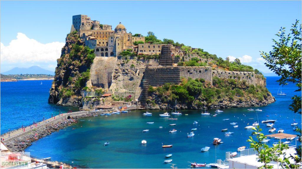 All Inclusive Transfer Service To Ischia Island Napoli Official Tour