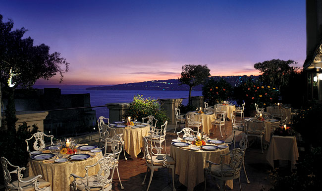 Luxury Dinner Experience Napoli Official Tour